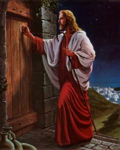Jesus knock-at-the-door