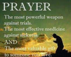 prayer poweful
